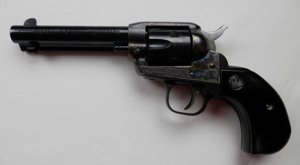 Ruger Birdshead Grip New Model, Single six 32 HP Magnum - 2