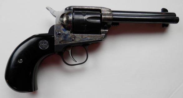 Ruger Birdshead Grip New Model, Single six 32 HP Magnum - 5