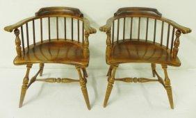 Tavern Windsor Chairs