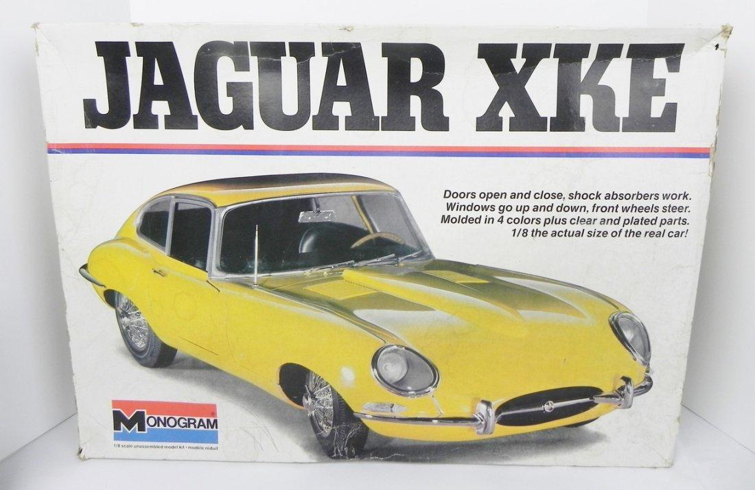 Jaguar Model