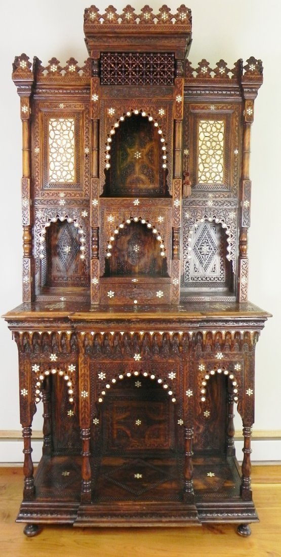 Moroccan Side Cabinet