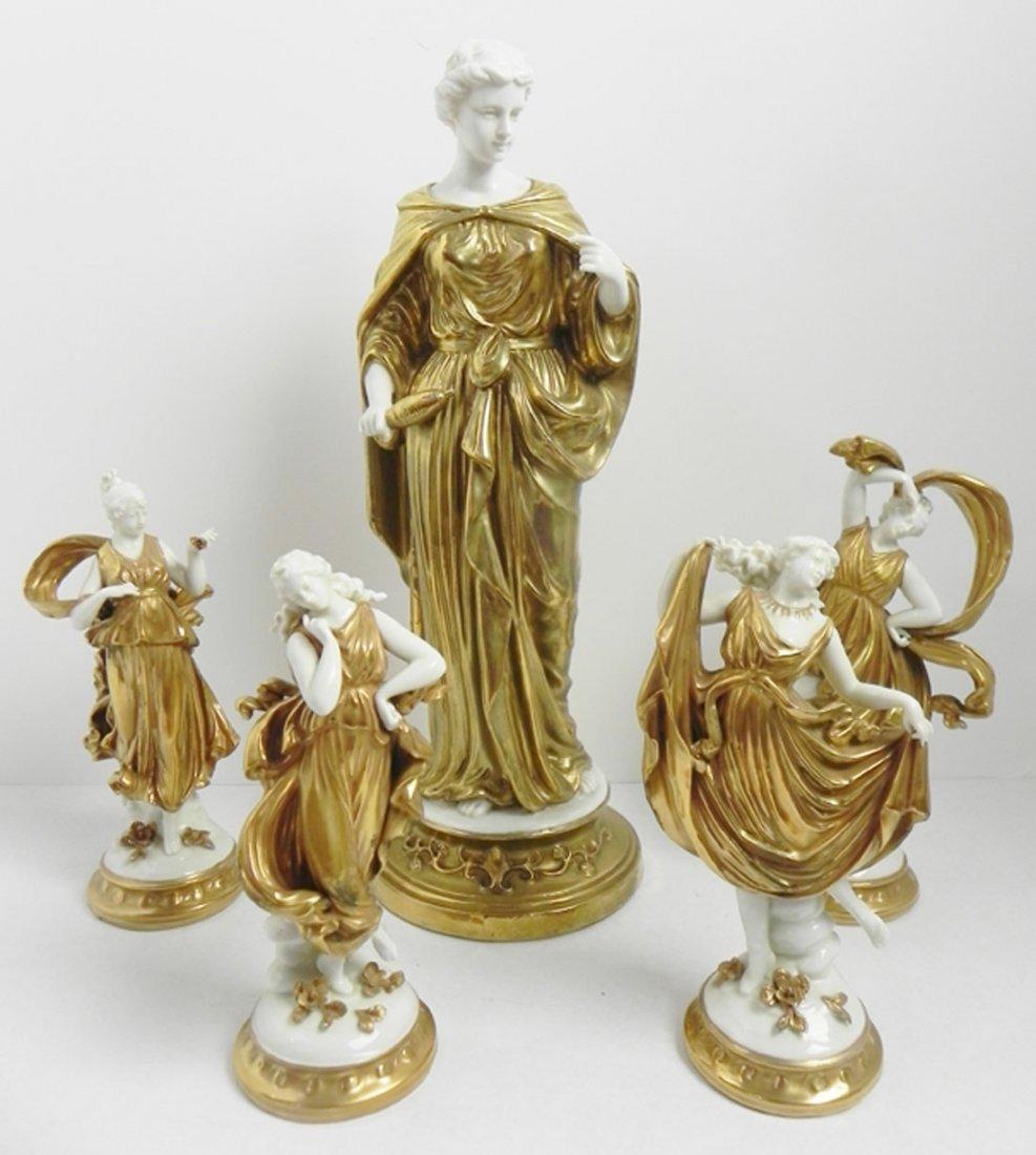 Angel Figurine Set