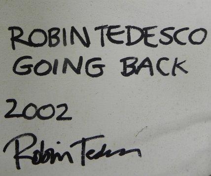 ROBIN TEDESCO PAINTING - 2
