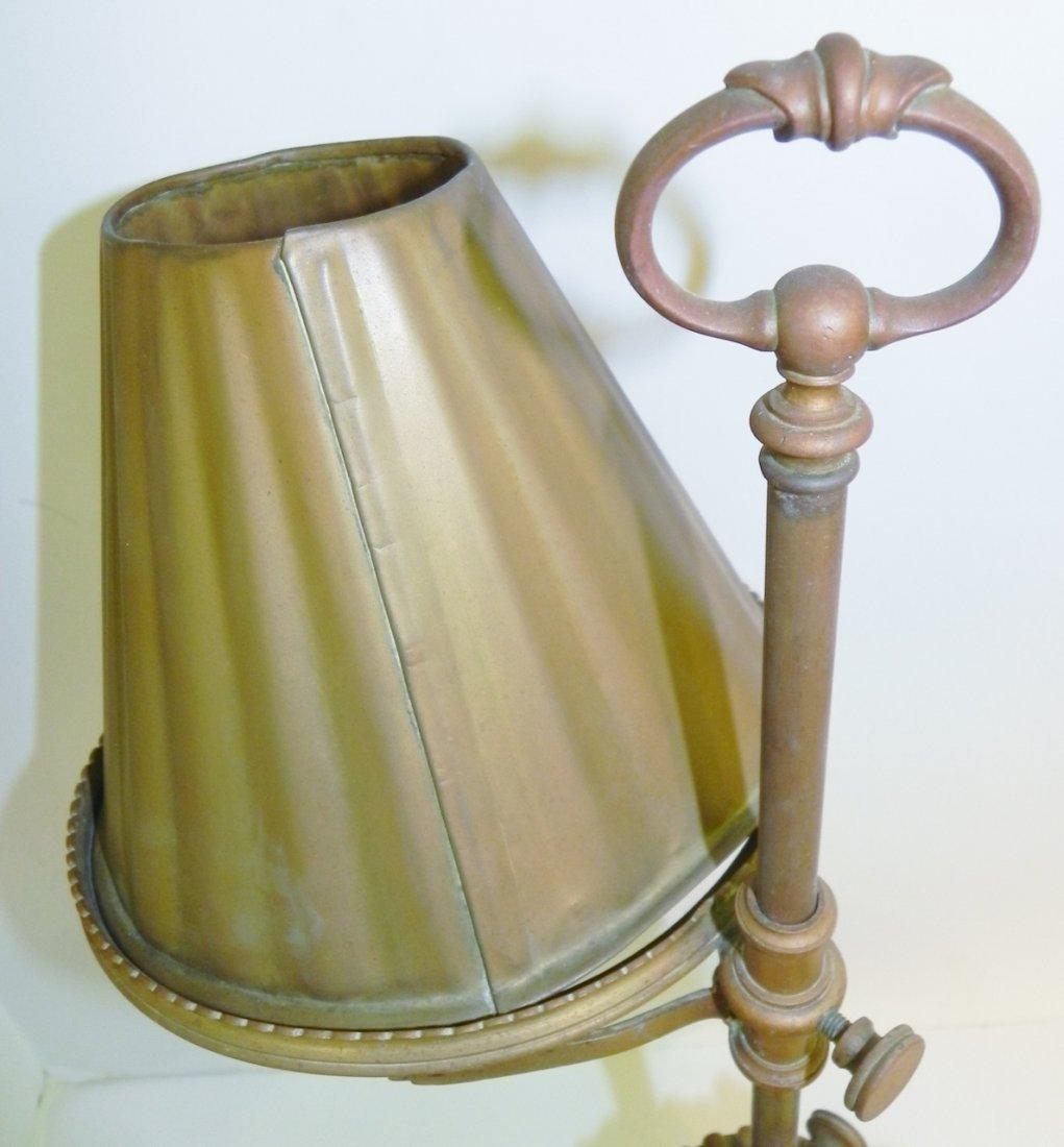 BRONZE GENIE LAMP - 5