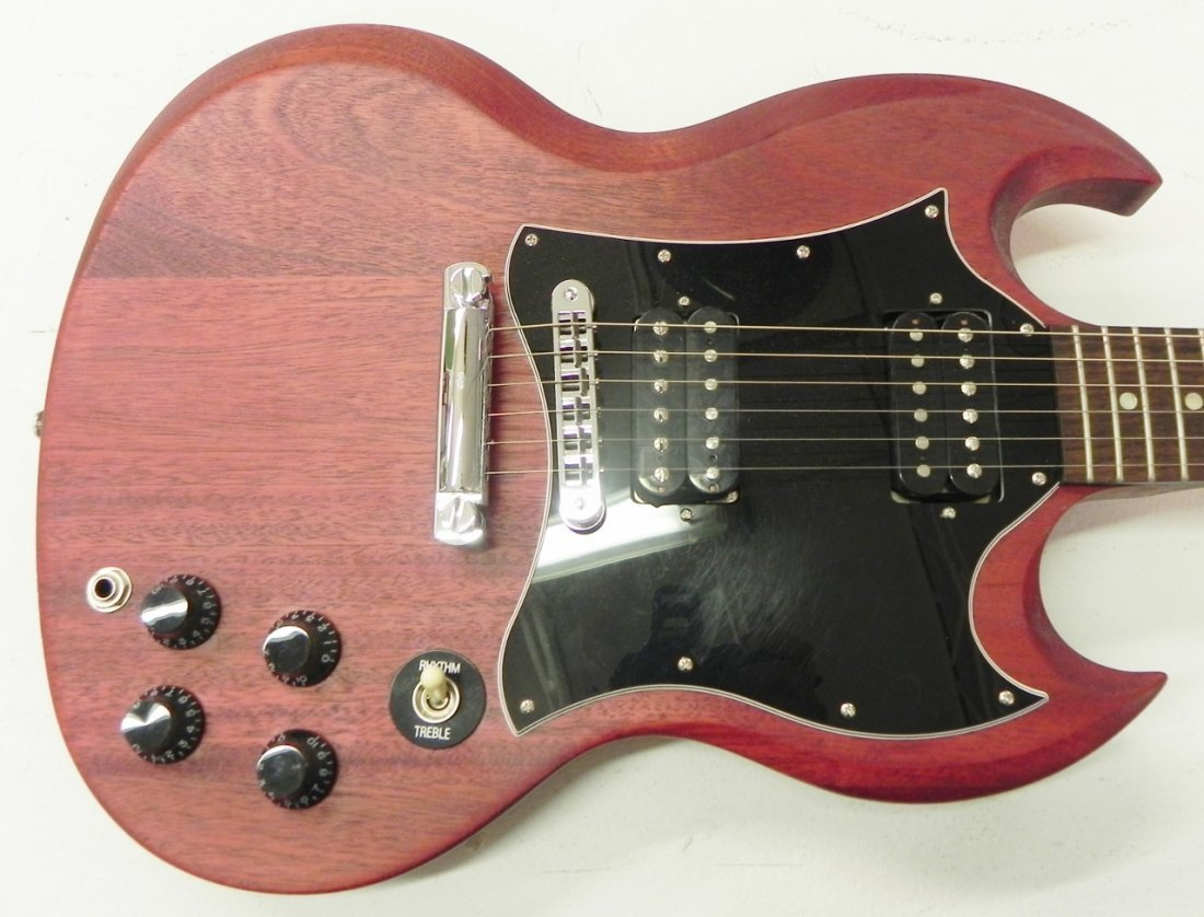 GIBSON ELECTRIC GUITAR - 3