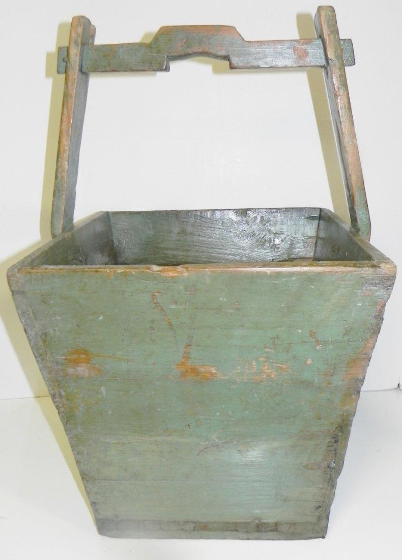 GREEN GRAIN BUCKET - 2
