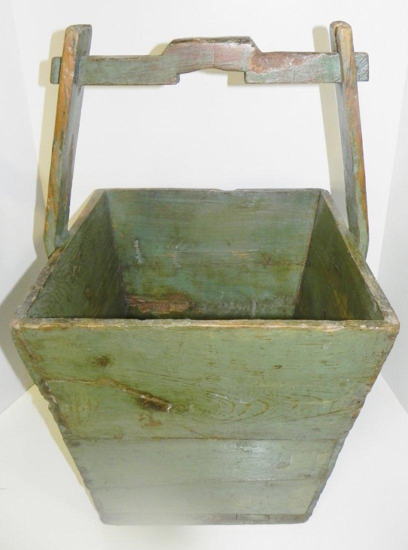 GREEN GRAIN BUCKET - 4
