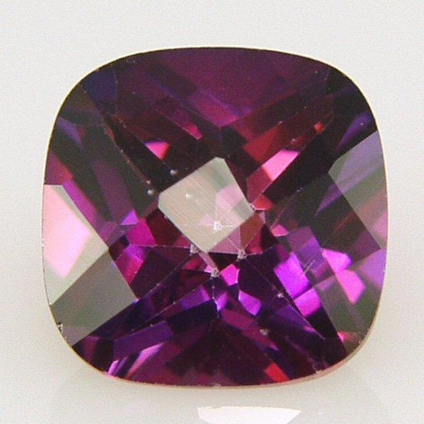 51006: 5.38ct Mystic Purple Topaz 9mm
