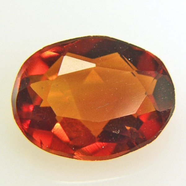 41013: Oval Cut Citrine 9X7mm 1.46ct