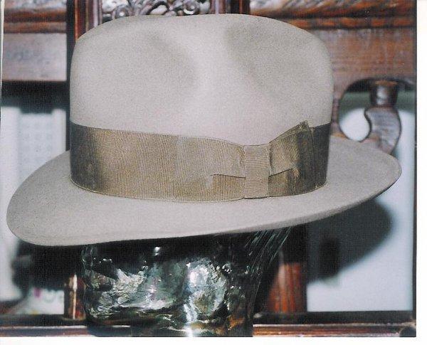 82042: HUMPHREY BOGART HAT