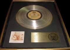 10270: FOGHAT GOLD ALBUM ALBUM