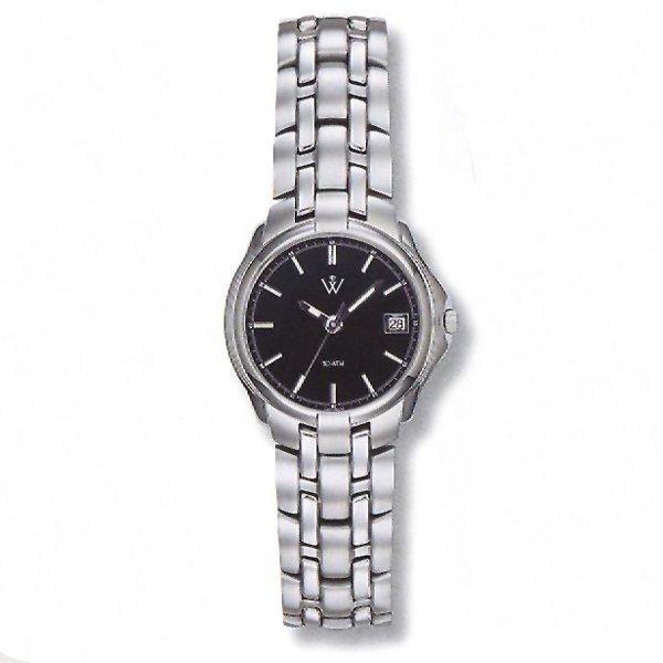 21002: Ladies Presidium S-Steel Auto Watch