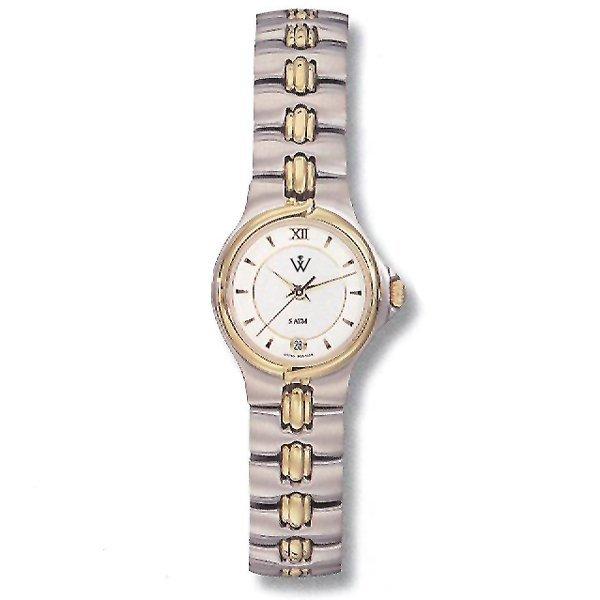21006: Ladies Parliament S-Steel Auto Watch