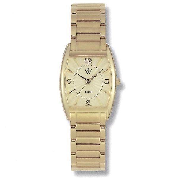 21009: Ladies Parliament Stainless Steel Watch