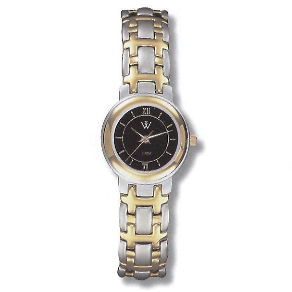 21010: Ladies Presidium Stainless Steel Watch