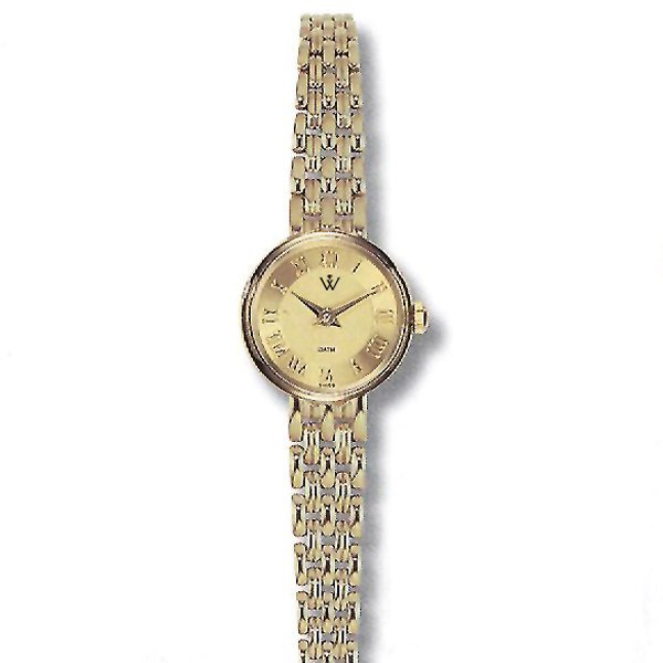 21012: Ladies Grand 14KT Automatic Watch