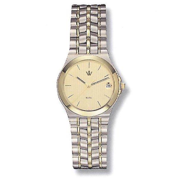 21014: Mens Presidium S-Steel Watch