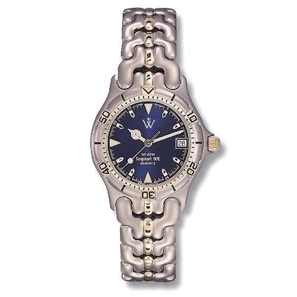 21016: Mens Yachtsman S-Steel Watch