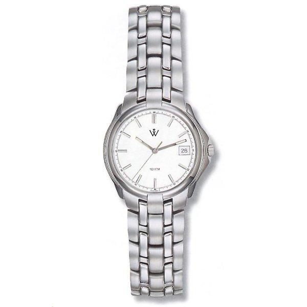 21018: Mens Presidium Stainless Steel Watch