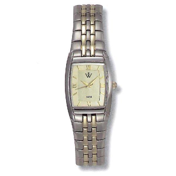 21022: Ladies Parliament Stainless Steel Watch