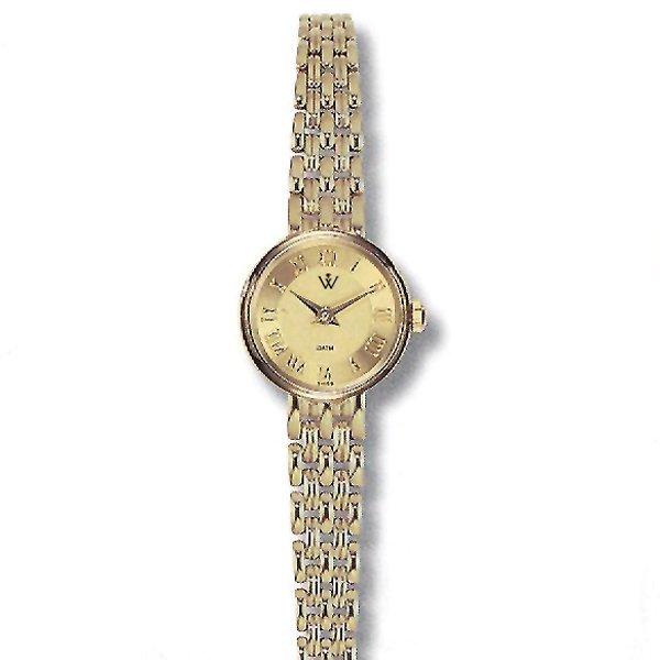 52451: Windsor Sterling Ladies 14KT Watch