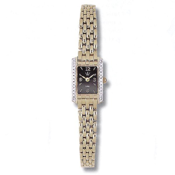 32484: Windsor Ladies 14KT MOP 0.20CTS. Watch