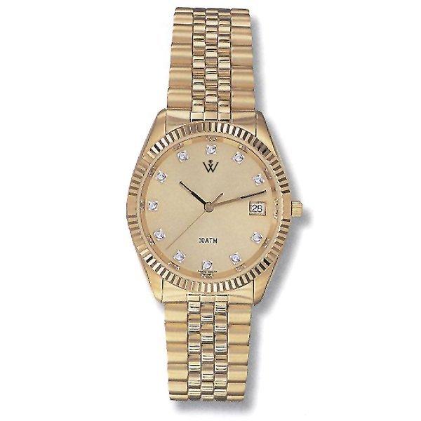 41550: Windsor Sterling Mens Presidium Watch