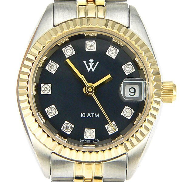 11479: Windsor Sterling Ladies MOP Watch