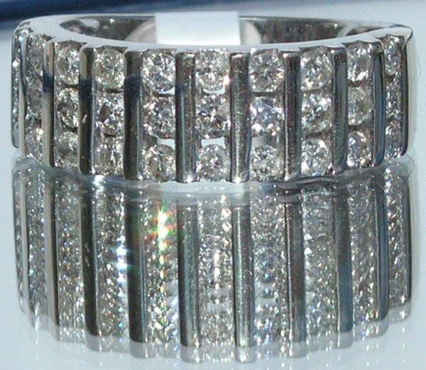 2009: 14KT 1 Carat Diamond Ring 1.00 TCW