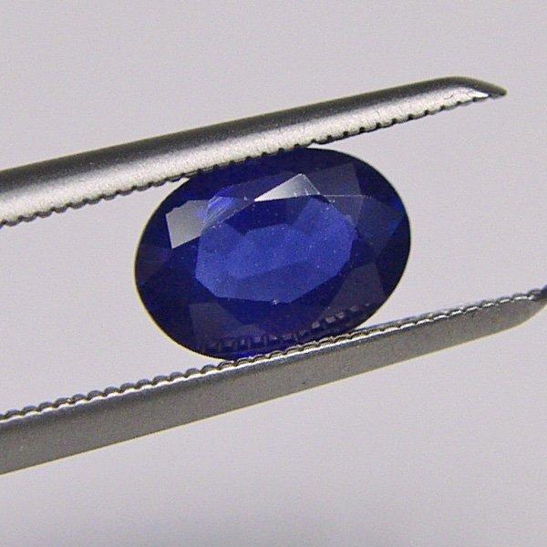 4012: Sapphire 0.85 CTS 7X5 MM