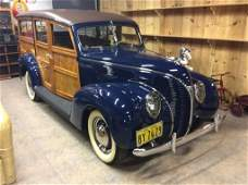 1938 FORD WOODY WAGON L. 8Y7429 V. 184397352