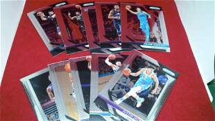 lot of 10 prizm basketball cards