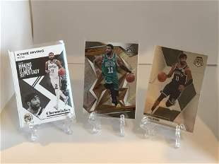 Kyrie Irving Panini Basketball Cards