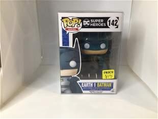 Earth 1 Batman Funko Pop #142