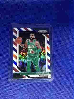 Kyrie Irving Panini Prizm Basketball Card