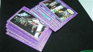 lot of 20 star wars cards