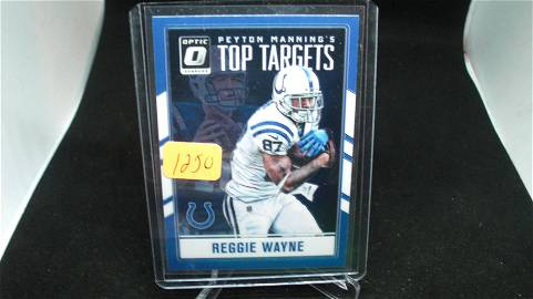 reggie wayne optic top targets