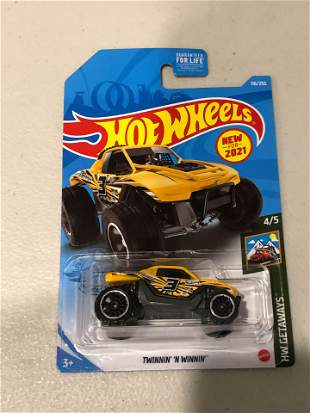Collectible Hot Wheels