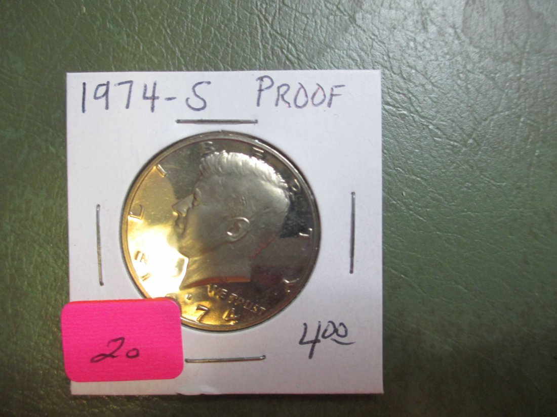 US Proof Coin