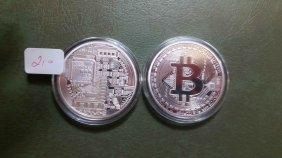 Lot Of 2 Bit Coin