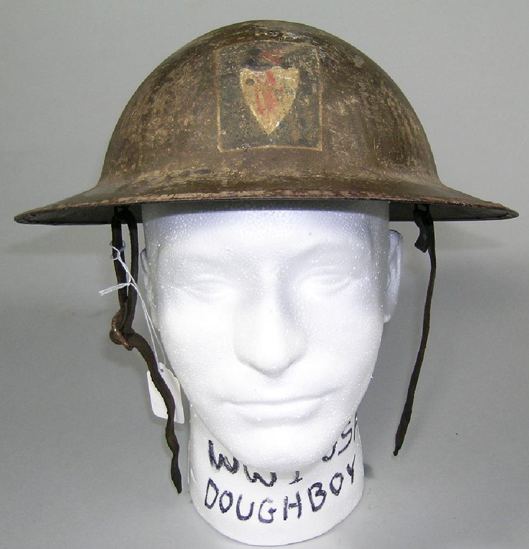 World War I Doughboy Helmet