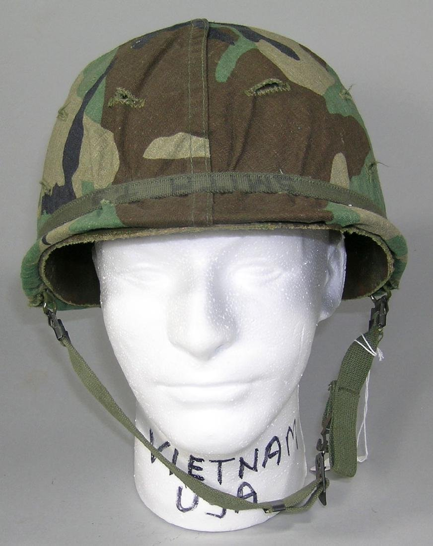 Replica Vietnam War Era Helmet