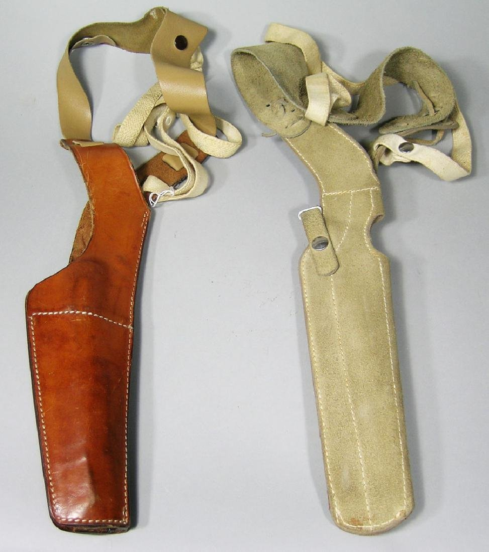 Two Safariland Shoulder Holsters