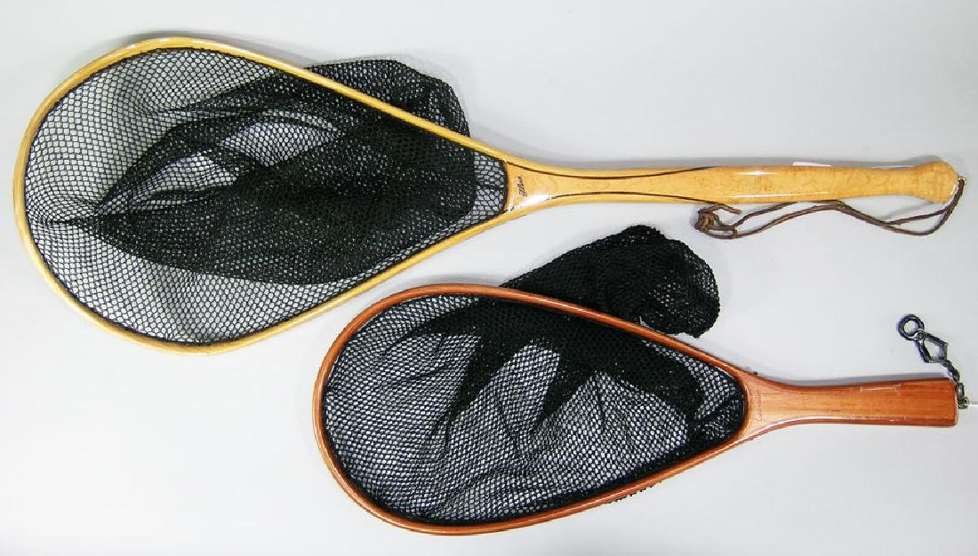 Two Trout Landing Nets
