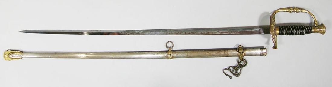 G.A.R. Dress Sword
