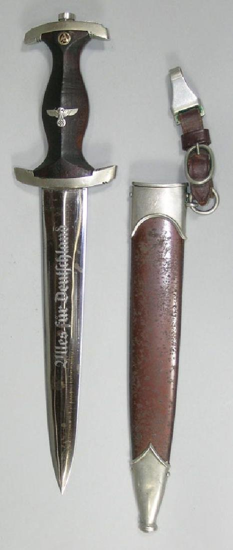 German World War II SA 1933 Pattern Dagger