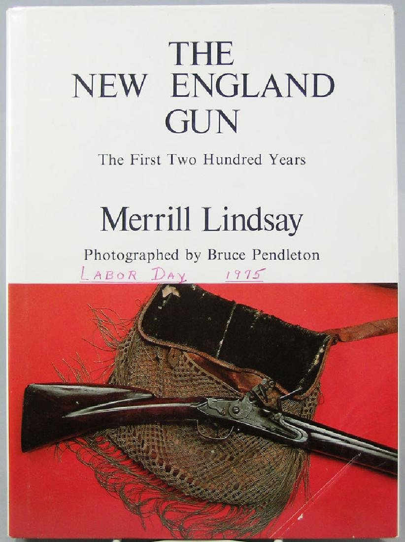"Three Volumes of ""The New England Gun-The First Two"
