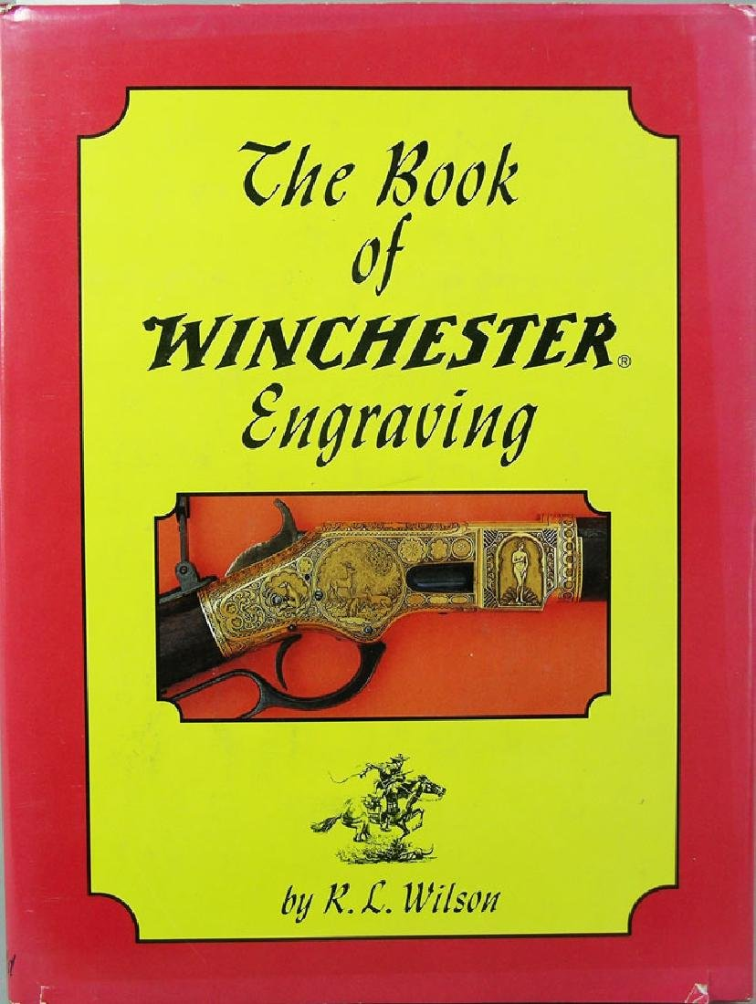 Two Winchester Firearms Related Books