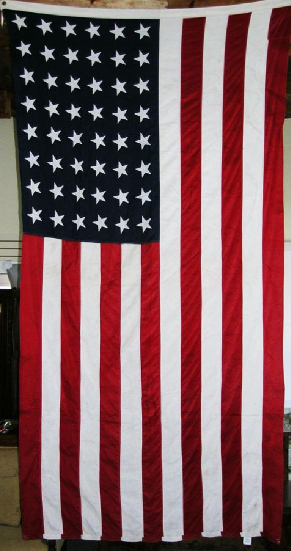 Large 48 Star Flag