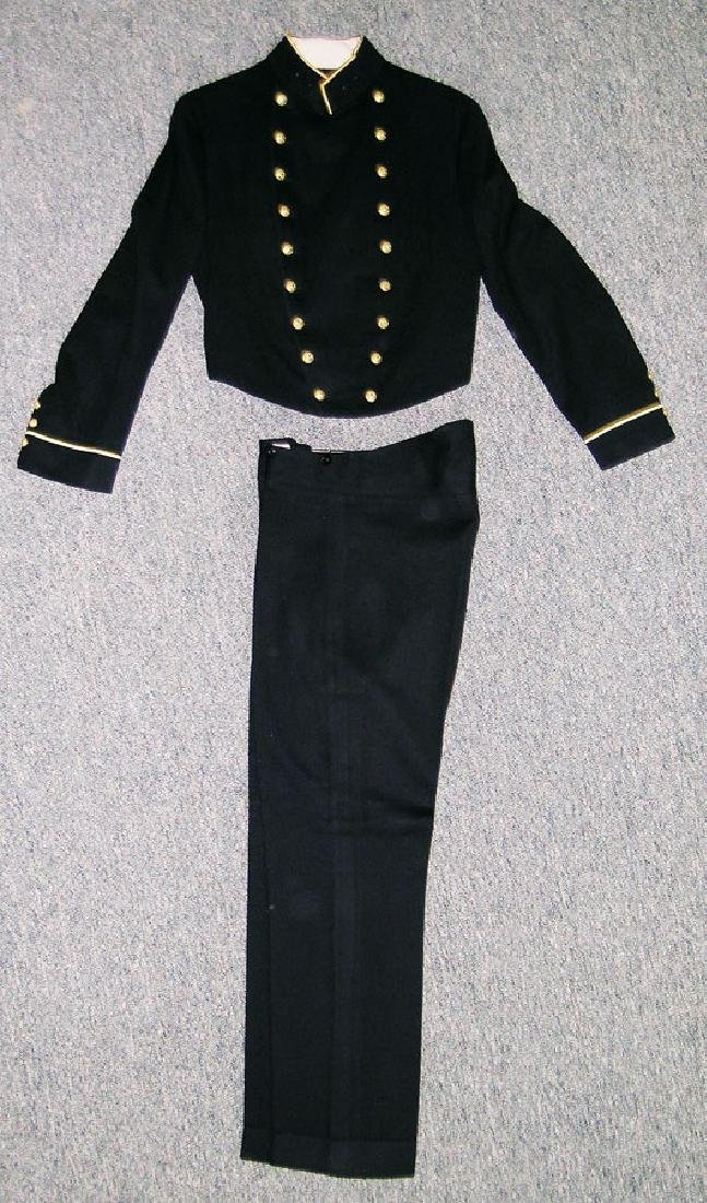 World War II Era Naval Academy Uniform